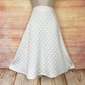 HD In Paris Skirt Anthropologie Medium Long A LIne
